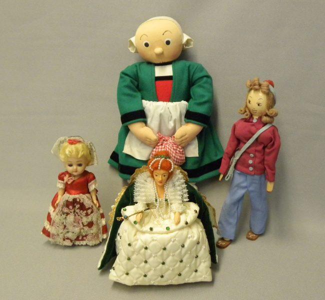 Exposition poupées