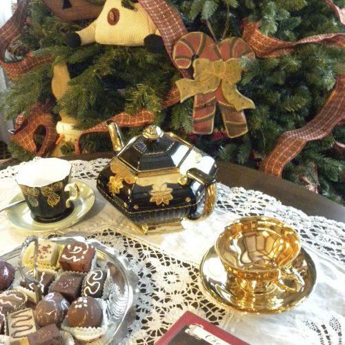 Thé de Noël du Musée Beaulne